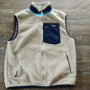 Men's Patagonia Classic Retro Vest Large